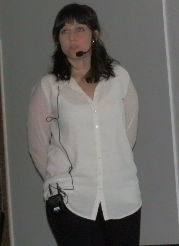 Isabel María Llorente Díaz