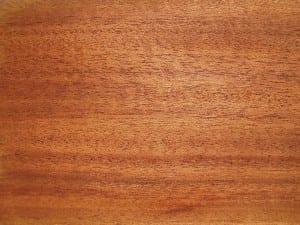 Khaya-Mahagoni, madera de caoba