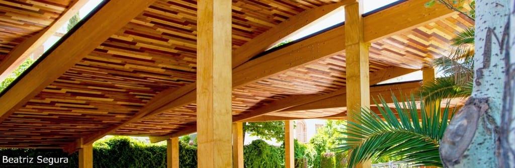 La madera en la arquitectura maderea - Arquitectura en madera ...