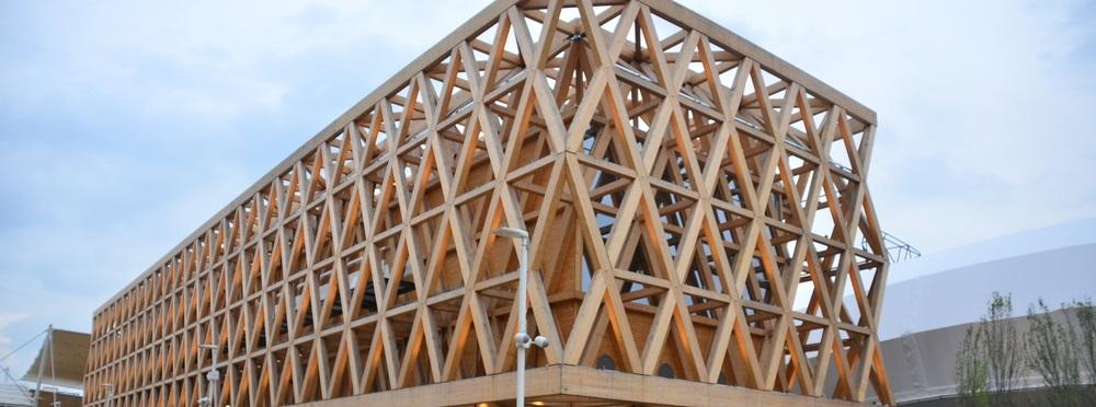 Estructura vista de madera y cumplir el cte maderea for Estructura arquitectura