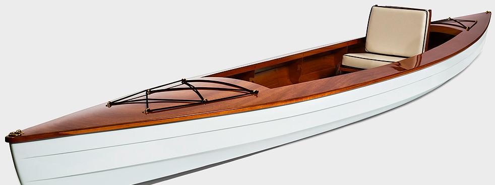 Canoa madera
