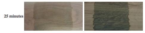 nitrito de sodio madera roble
