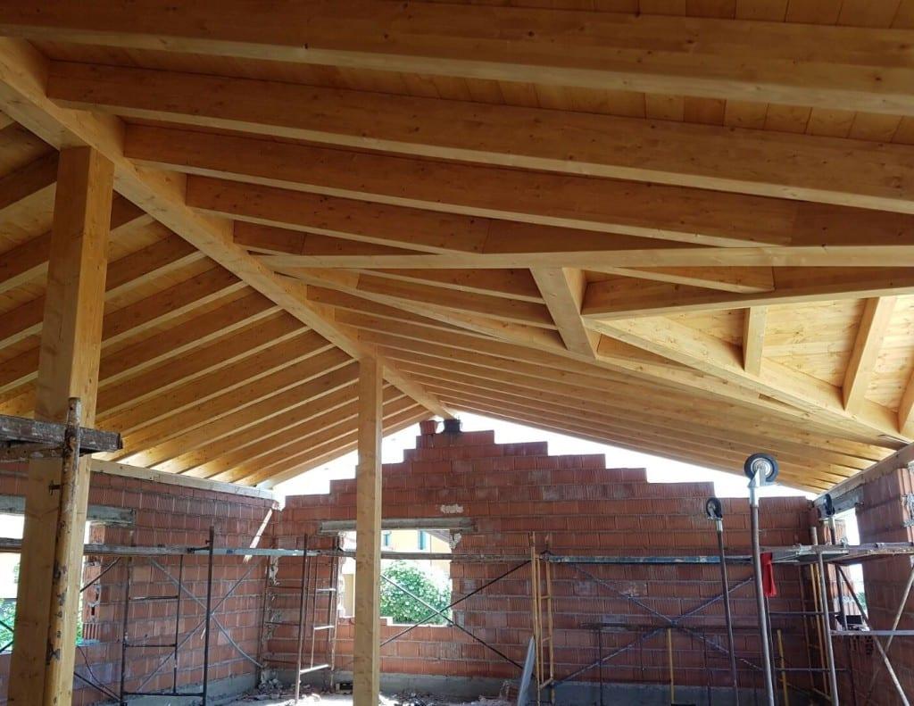 Montar estructura pino