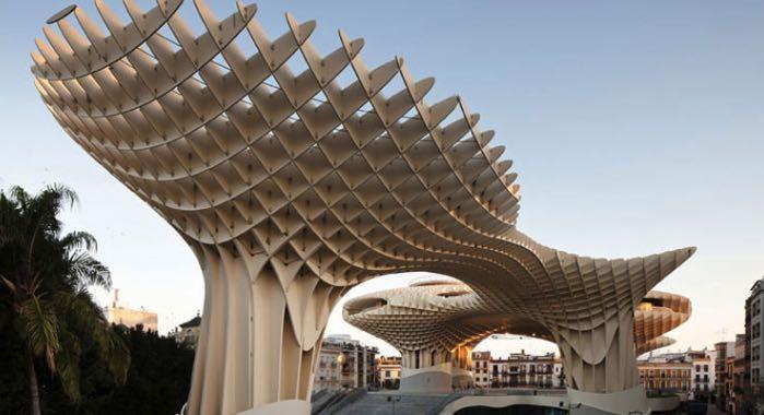 estructuras madera