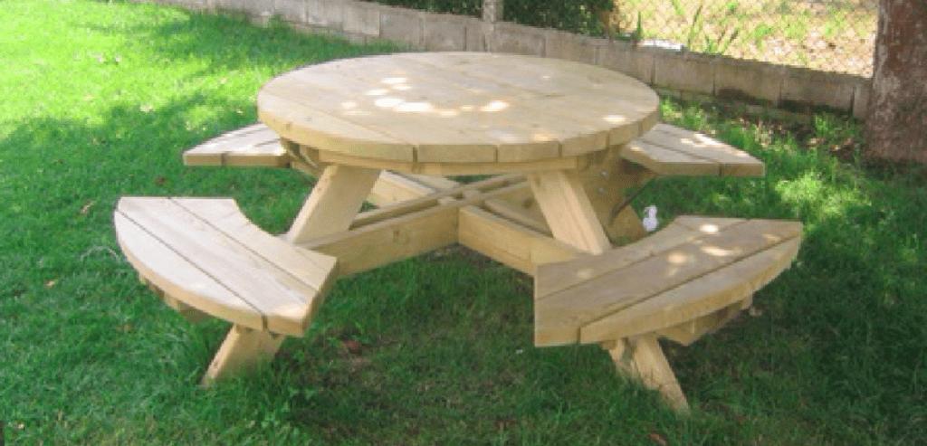 Porqué la madera para parques y jardines? | Maderea