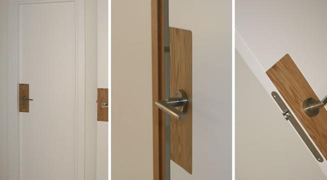 Elegir puertas de madera
