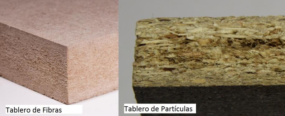 Tableros De Escritorio Ikea.Diferencias Entre Tableros De Particulas Y Tableros De Fibras Maderea