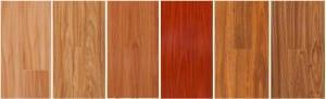 especies de madera