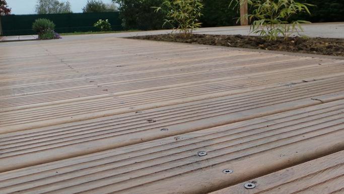 Suelos de madera exterior gallery of madera suelo - Suelo madera exterior ...