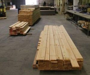 C mo se fabrica una casa de madera maderea - Fabricas de madera ...