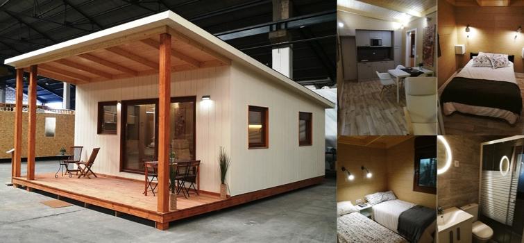 C mo se fabrica una casa de madera maderea - Como se hace una casa de madera ...
