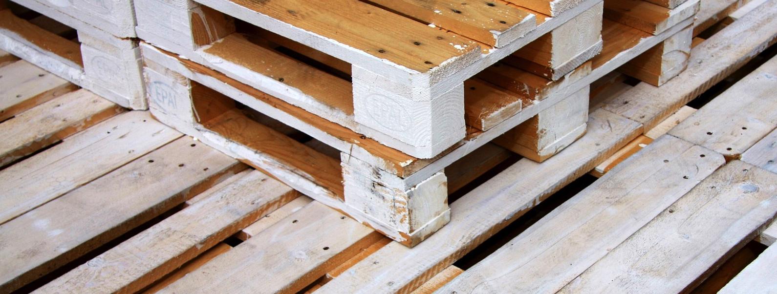 Curiosidades sobre los palets de madera maderea for Madera para palets