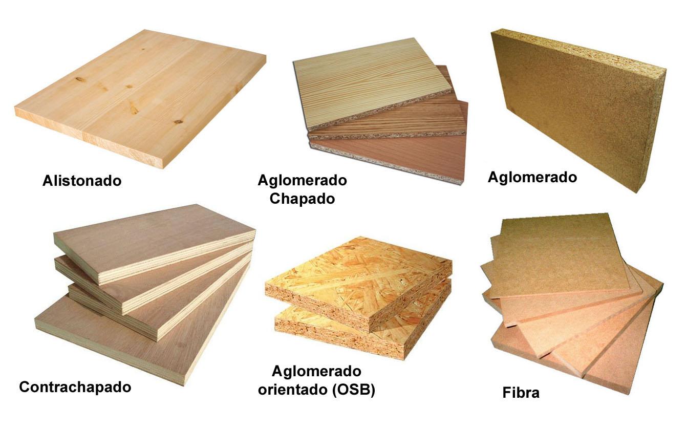 Tipos de tablero de madera maderea - Tableros de madera para exterior ...
