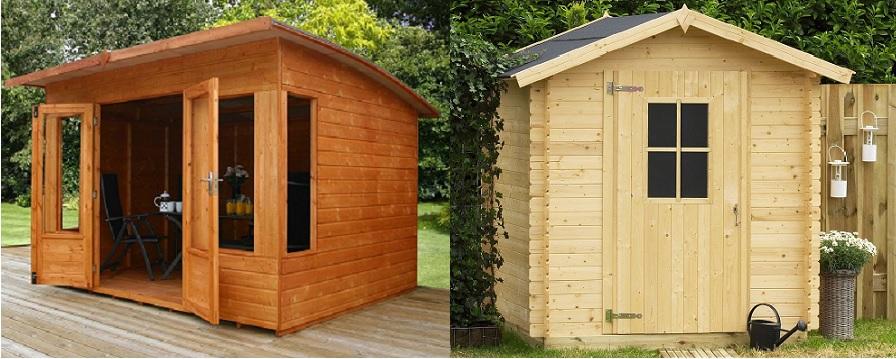 casas de madera maderea