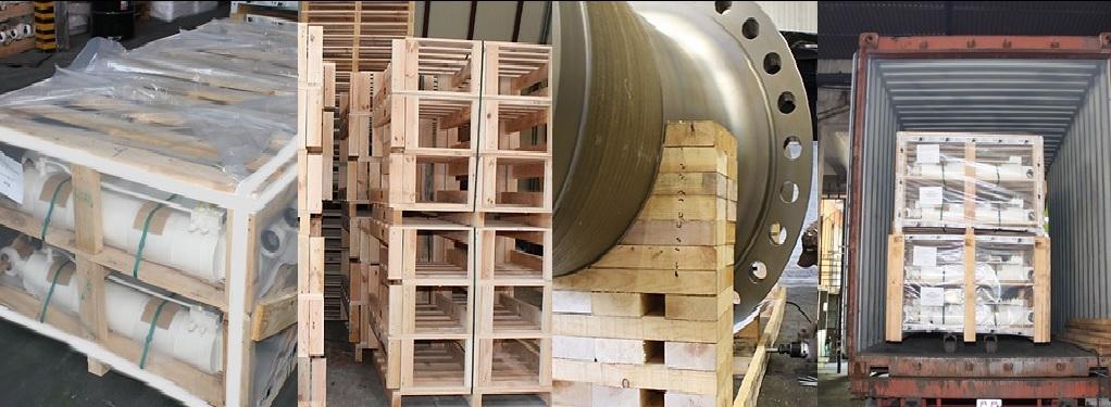 sistema integral de embalajes de madera