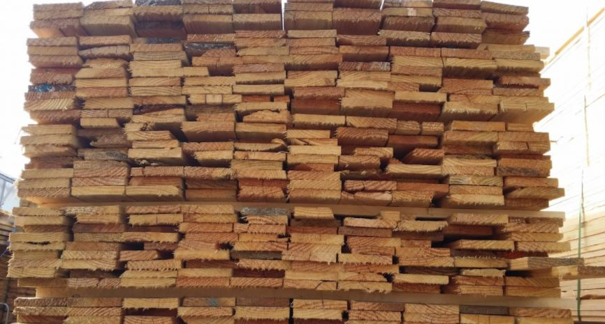 madera para palets