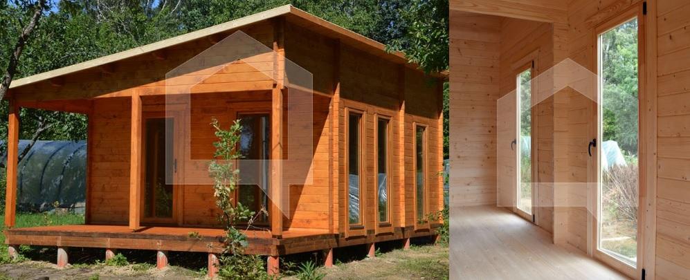Cuál es la normativa que afecta a las casas prefabricadas de madera ...