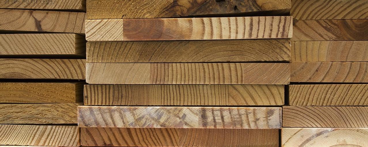 Clasificacion de madera aserrada. Madera para palets