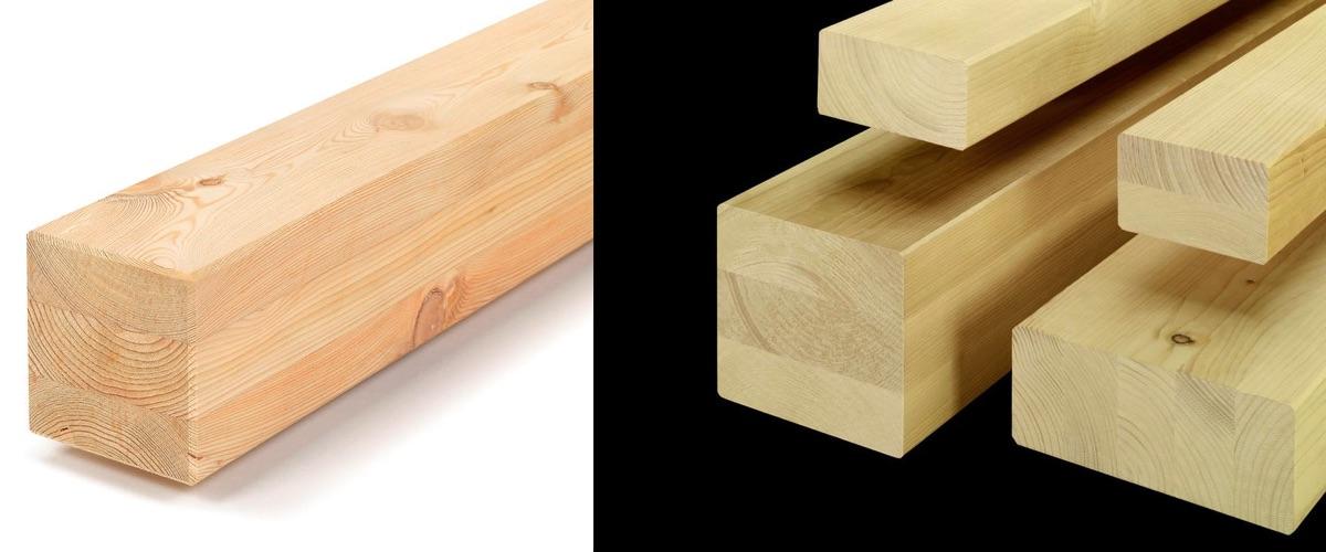 Perfiles de madera