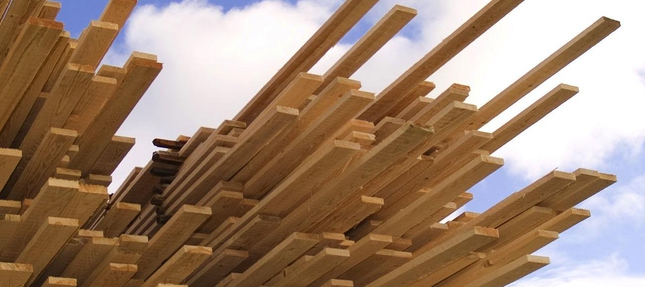 madera de pino silvestre