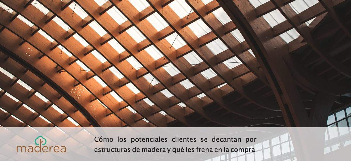 estudio estructuras de madera.