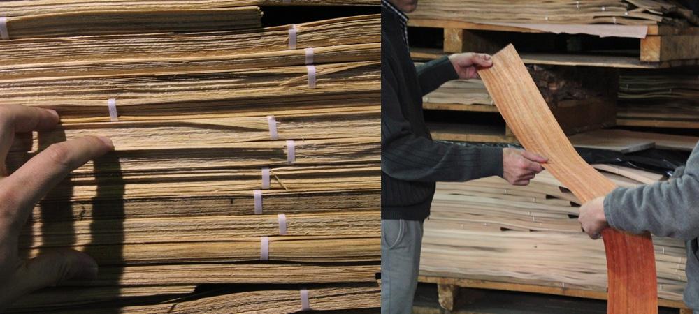 Chapa madera calidades tipos