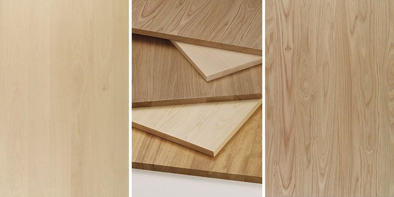 Tableros alistonados de madera
