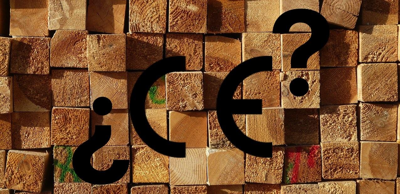 marcado CE productos de madera
