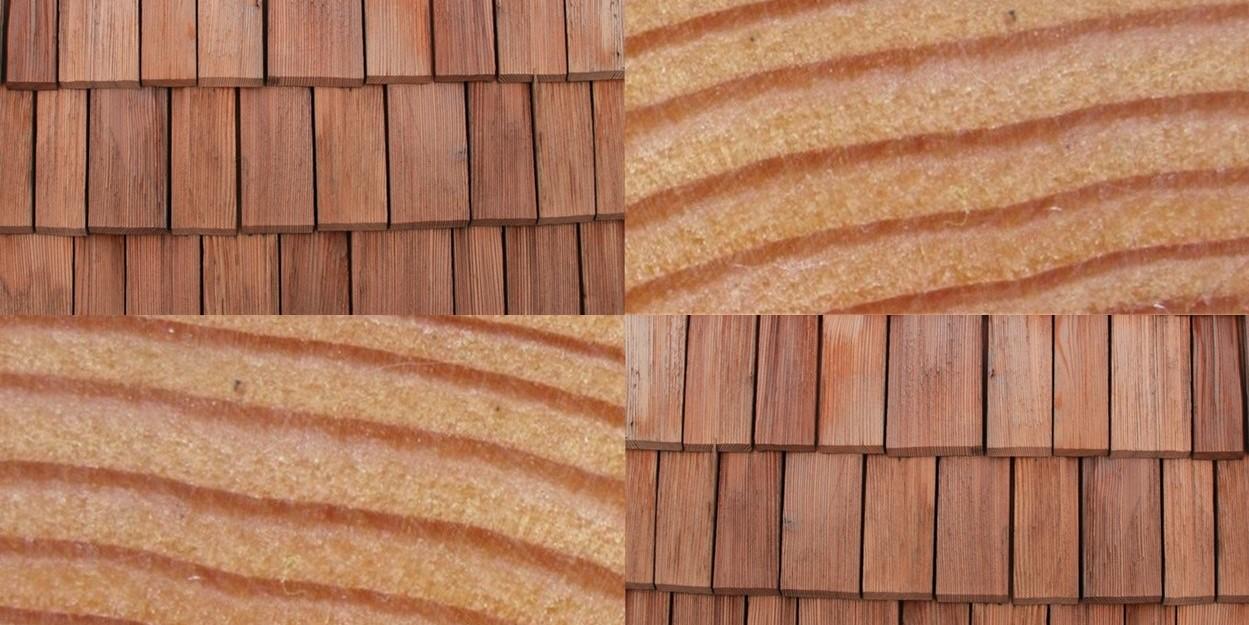 Revestimientos de madera de alerce para exterior