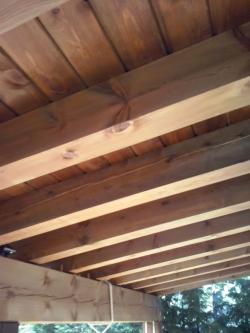 Instaladores de estructuras de madera