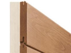 Revestimientos de madera