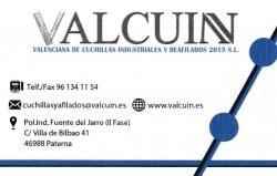 VALENCIANA DE CUCHILLAS INDUSTRIALES -VALCUIN-